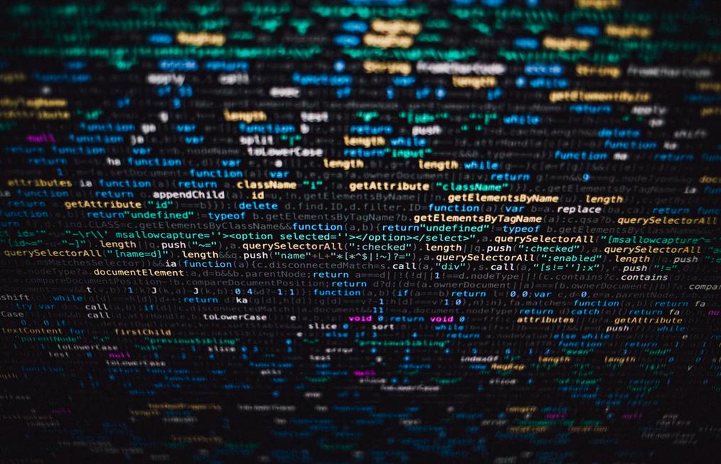 Image: screenful of code