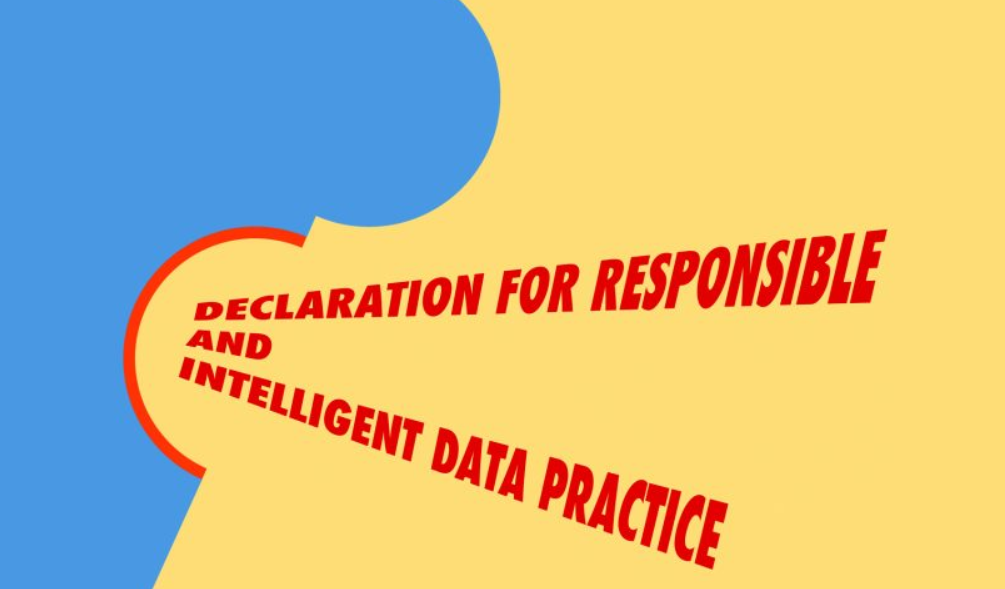 Image: Declaration for Responsible and Intelligent Data Practice