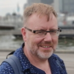 Neil Dymond-Green, Service Director for Impact